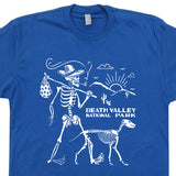 death valley t shirt national park shirt