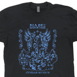 day of the dead t shirt dis de los muertos t shirt