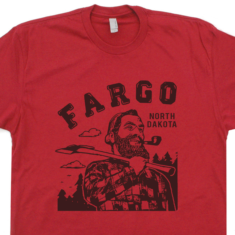fargo t shirt the big lebowski t shirt