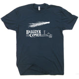 Halley's comet 2062 t shirt vintage science shirt