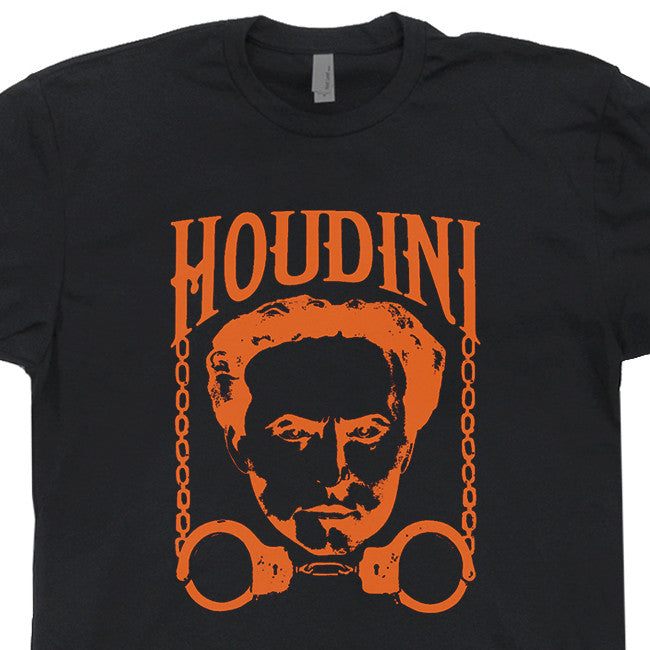 Harry Houdini T Shirt