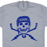 Hockey Goon T Shirt Vintage Hockey T Shirt