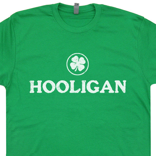 irish hooligan t shirt irish soccer t shirt