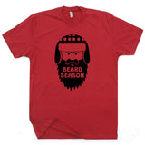 beard season t shirt vintage beard t shirt