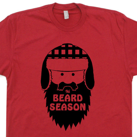 beard season t shirt funny beard t shirt