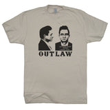 johnny Cash Shirt Folsom Prison Mugshot