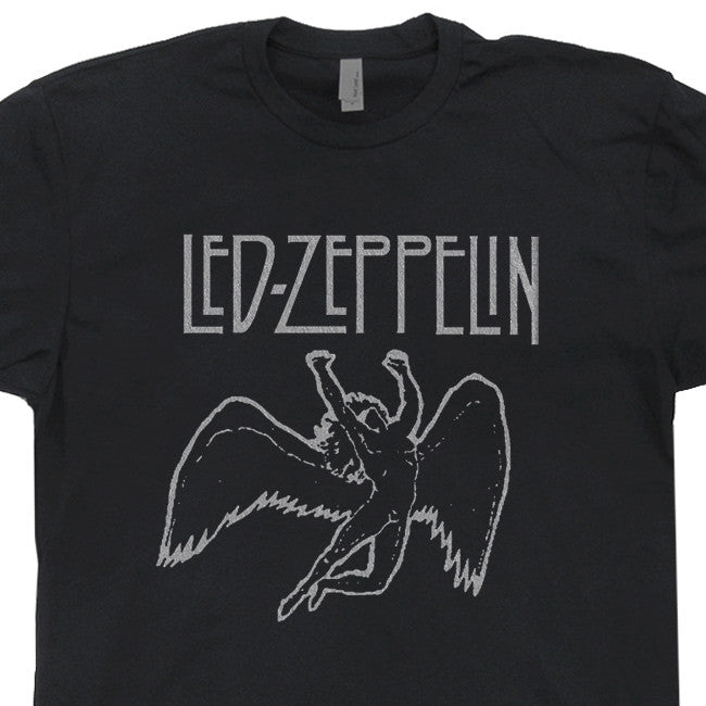 d4dafb1b Led Zeppelin T Shirt Vintage Led Zeppelin Shirt Swan Song T Shirt Concert  Tee