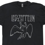 vintage led zeppelin t shirt swan song t shirt