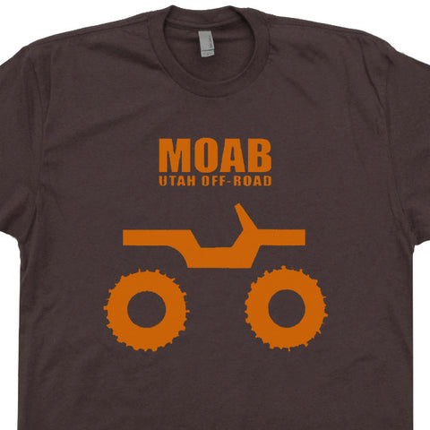 moab utah t shirt jeep off road t shirt