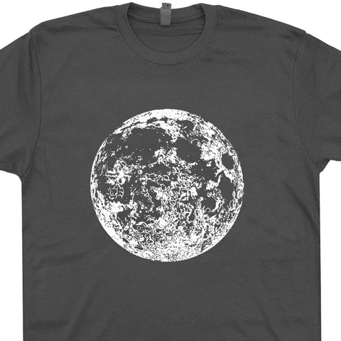 full moon t shirt astrology t shirt