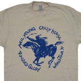 neil young t shirt neil young ragged Gory t shirt