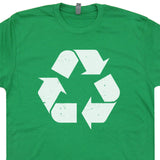 recycle symbol t shirt