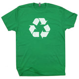recycle logo t shirt vintage recycle t shirt