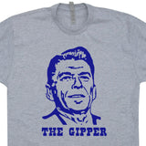 the gipper ronald reagan t shirt