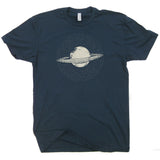 Planet Saturn T Shirt Nasa T Shirt