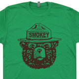 smokey the bear t shirt vintage smokey the bear t shirt