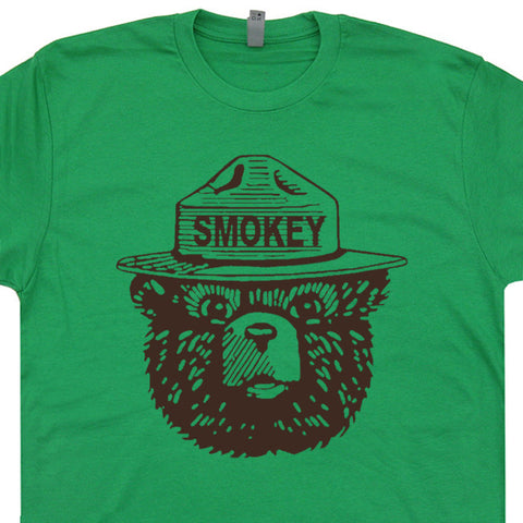 smokey the bear t shirt vintage smokey the bear t shirt 2cb1e01ac