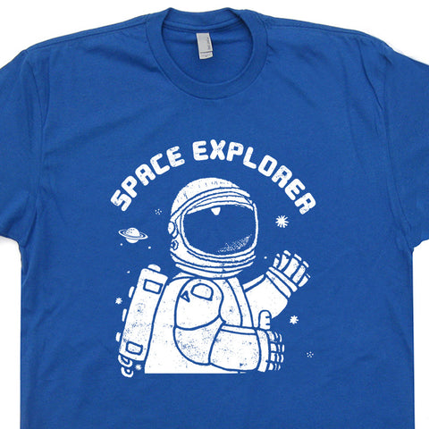 space explorer t shirt vintage nasa t shirt
