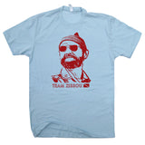 Team Zissou Scuba Diving T Shirt Bill Murray Vintage T Shirt