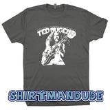 Ted Nugent T Shirt Cat Scratch Fever Vintage Classic Rock Shirts