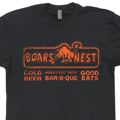 the boars nest t shirt vintage dukes of hazzard t shirt