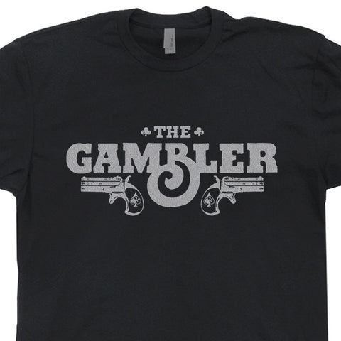Kenny Rogers T Shirt The Gambler T Shirt