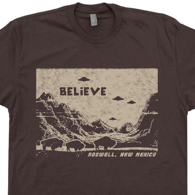 ufo t shirt vintage roswell t shirt