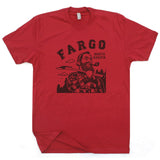 fargo north dakota t shirt paul bunyan t shirt lumberjack
