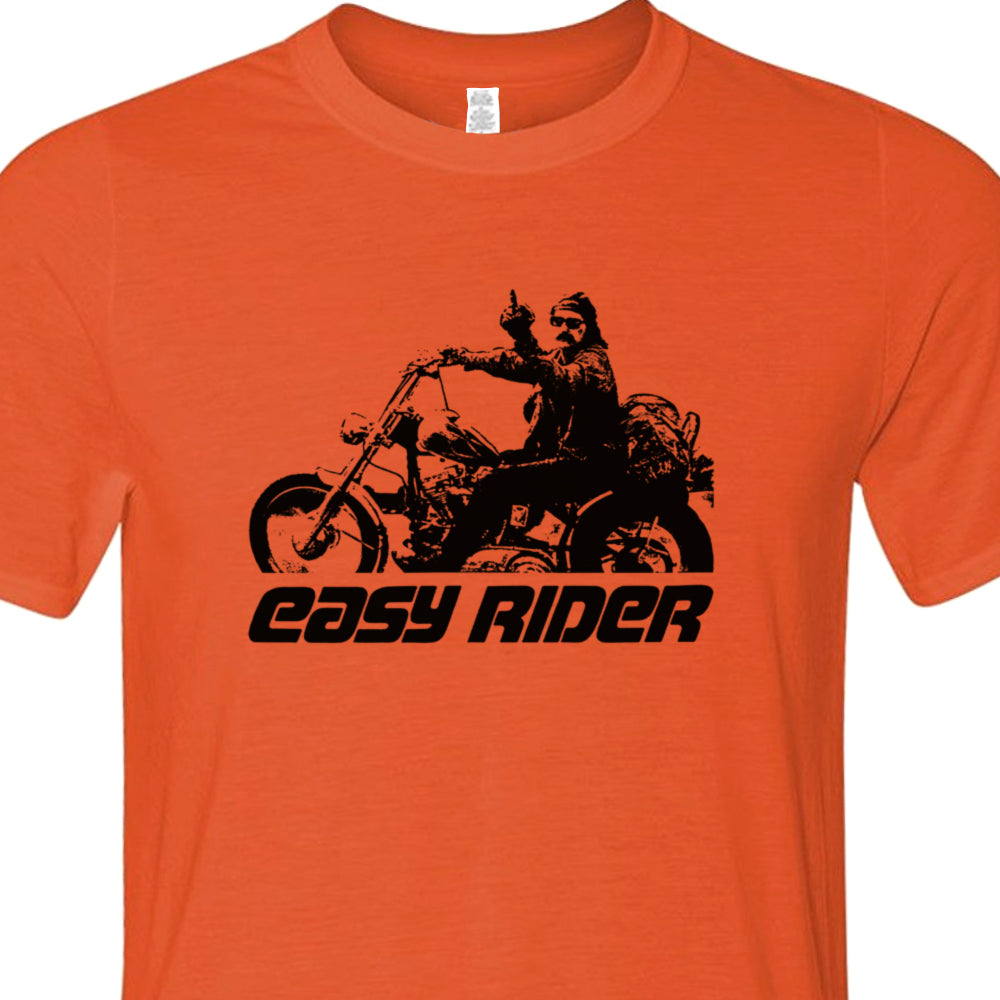 easy rider shirt dennis hopper middle finger poster