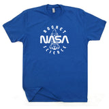 nasa space monkey t shirt