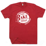 make and bake widespread panic t shirt