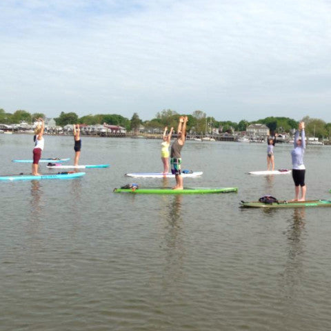 SUP Yoga or SUP Bootcamp (more than 40% off)