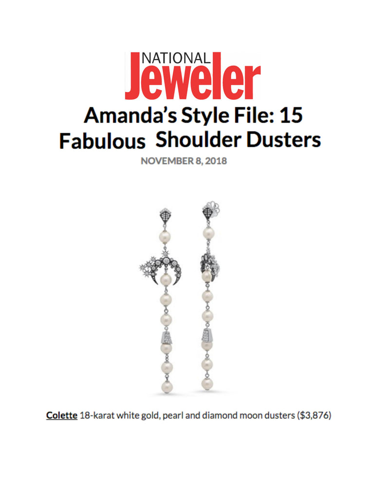 Colette Jewelry - National Jeweler, November 8, 2018