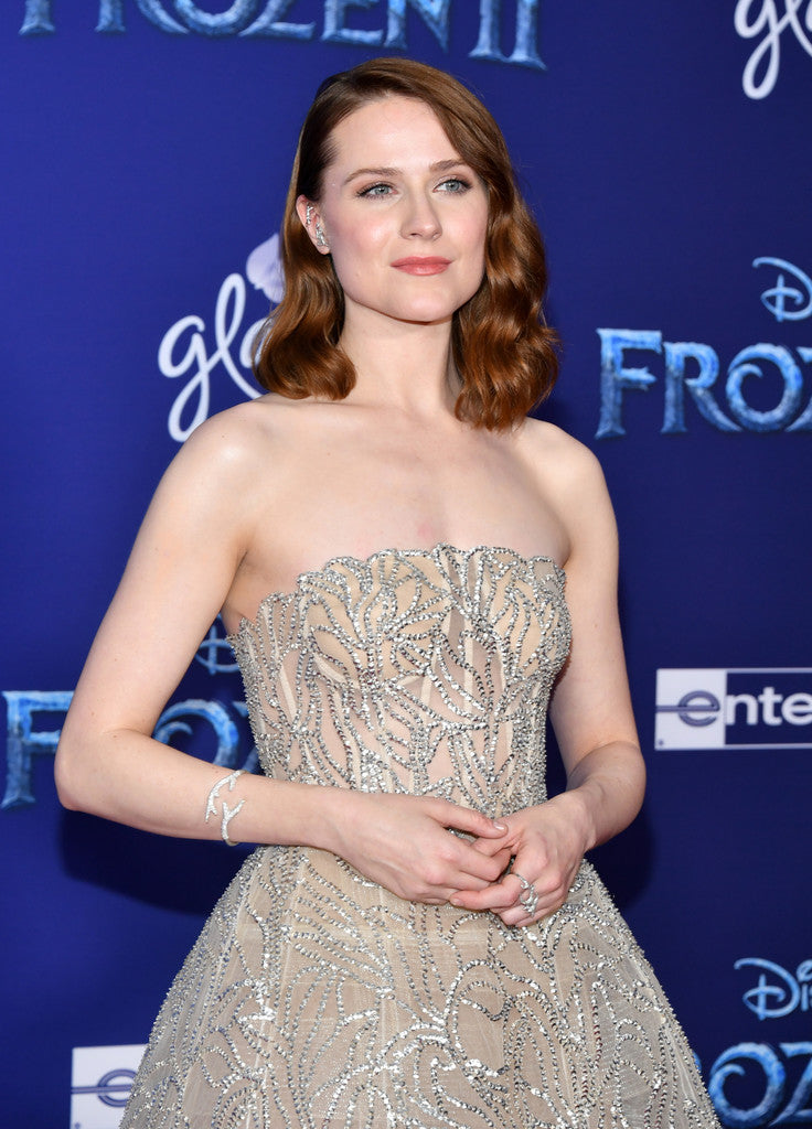 Evan Rachel Wood @ Frozen 2 Premiere in LA
