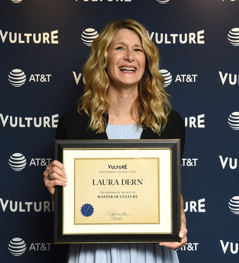 Laura Dern Receiving Vulture Honorary Degree at Vulture Fest 10.9.19