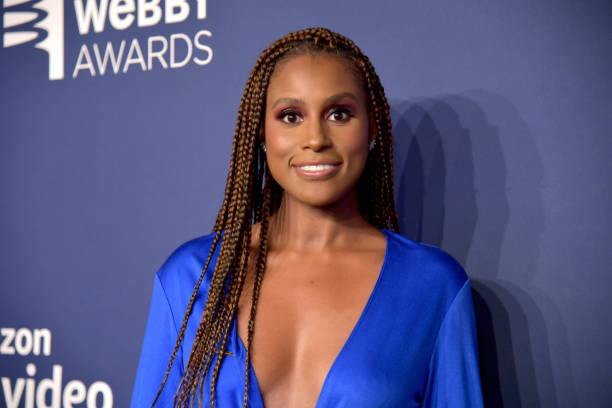 Issa Rae wearing Colette to the Webby Awards 05.13.19