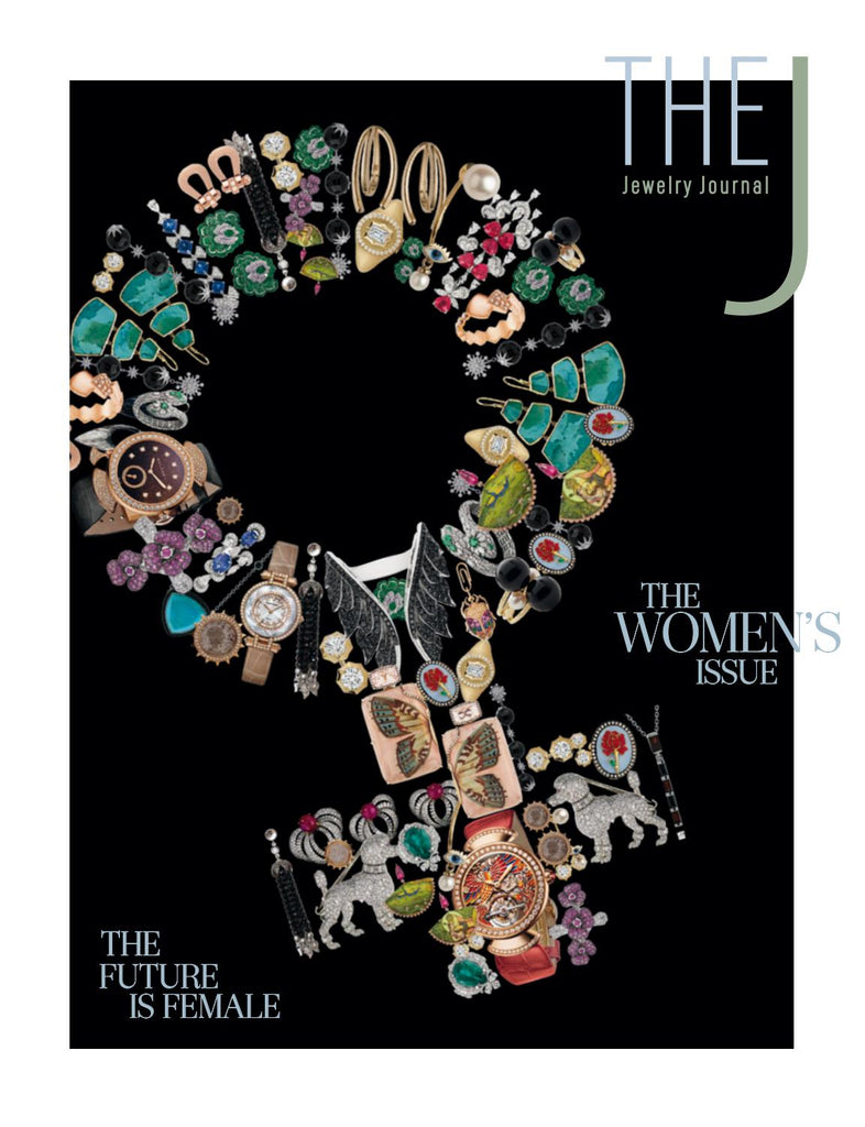 Colette Jewelry in The Jewelry Journal March 2018