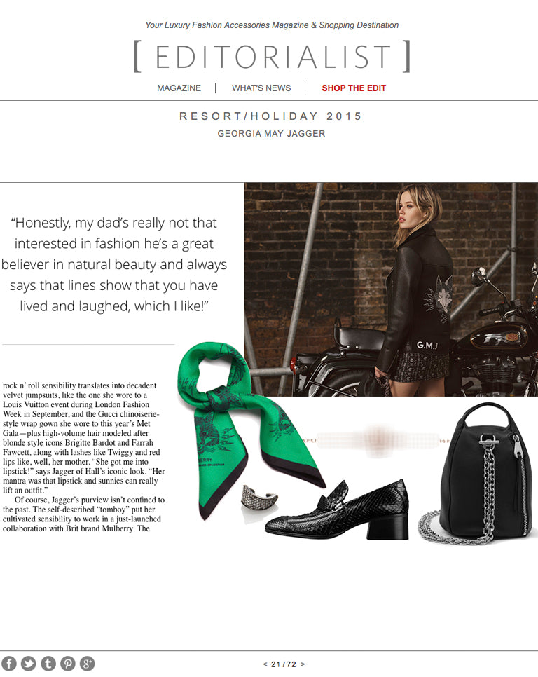 Colette Jewelry on Editorialist.com
