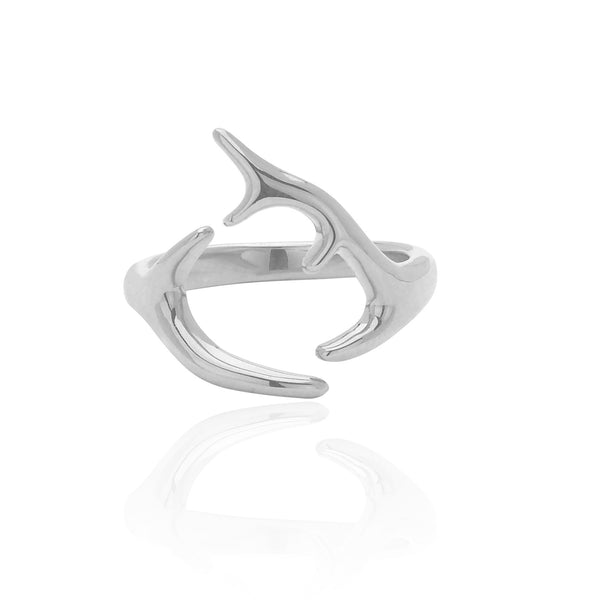 Small Horns Ring