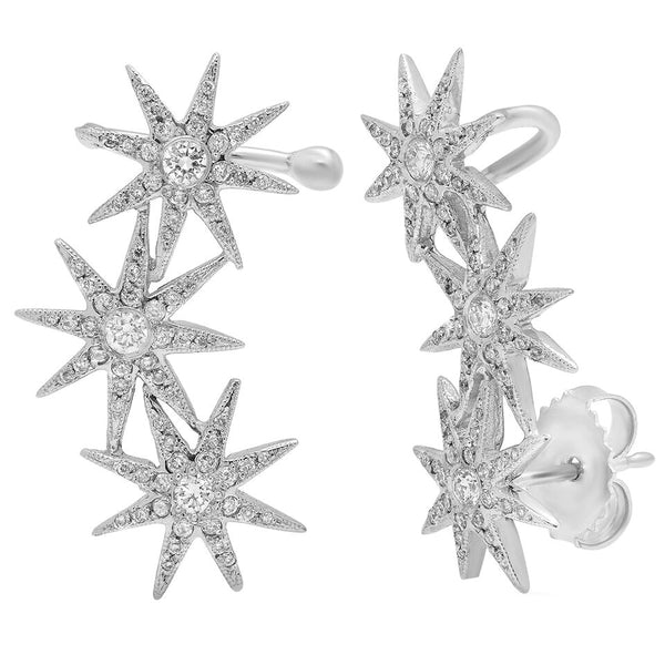 Orion Earring Cuffs - Two Colors
