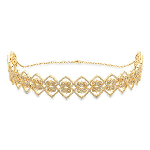 Yellow Marrakech Choker