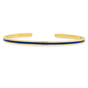 Single Enamel Cuff - Ten Colors