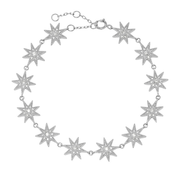 Soft Glow Star Bracelet - Three Colors