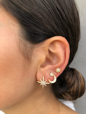 Lunita Earrings - Two Colors