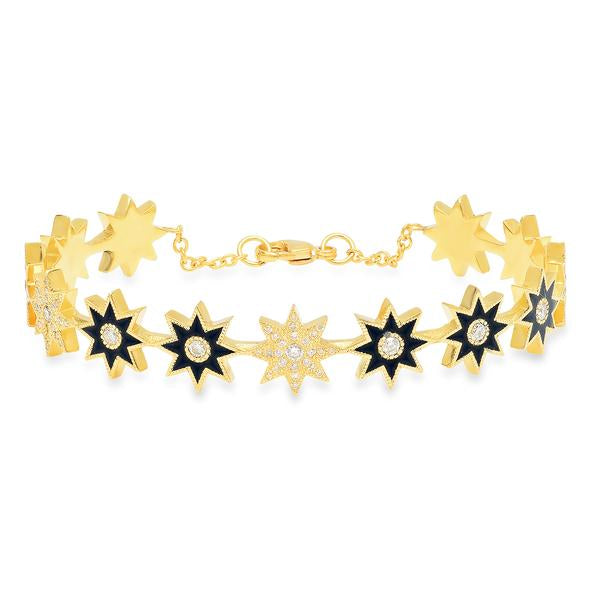 Twinkle Star Bracelet - Five Colors