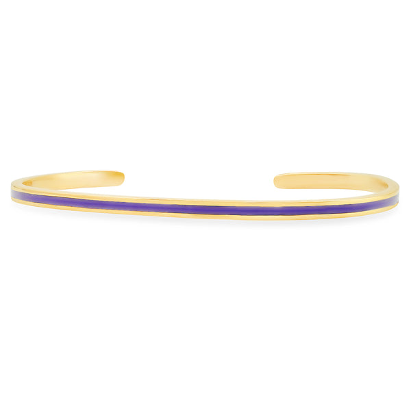 Enamel Bangle - Seven Colors