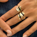 Penacho Small Wrap Ring