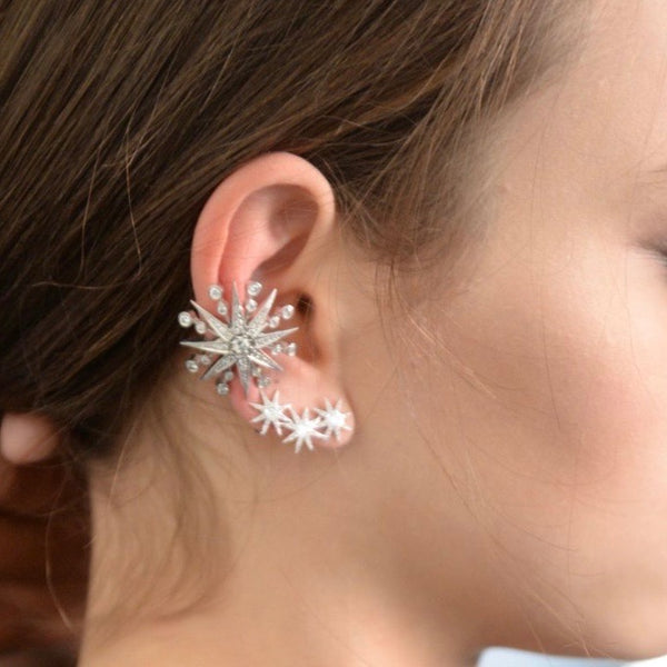 Stella Ear Cuff - Two Colors