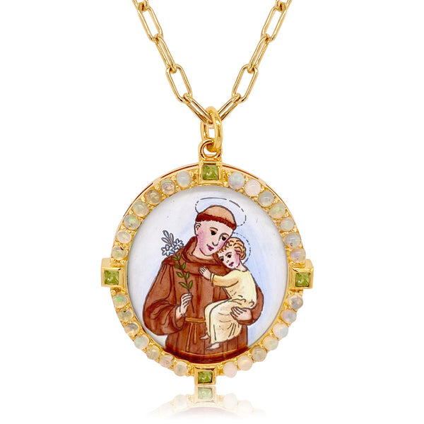 Saint Anthony Pendant