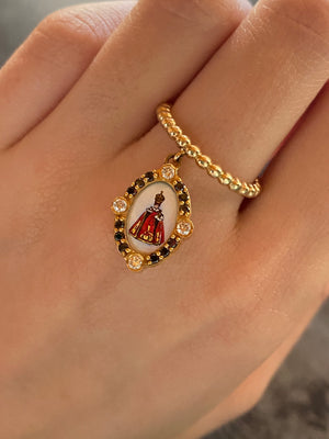 Child Infant Jesus Ring